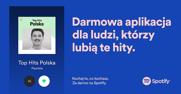 Spotify startuje z kampanią promującą darmowy streaming
