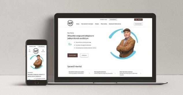 Nest Bank prezentuje nową stronę www