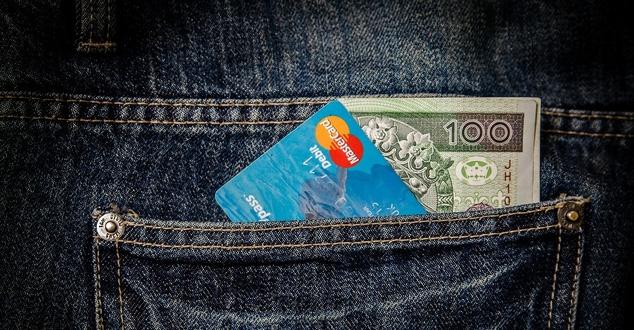 karta, pieniądze, fot. Michal Jarmoluk, pixabay
