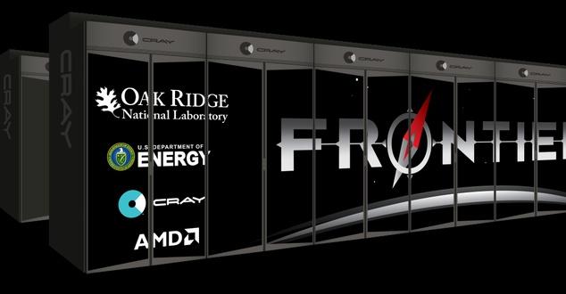 Fot.: AMD, materiały prasowe - superkomputer