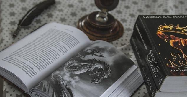 Fot.: Katrina_S, Pixabay - Gra o tron, serial HBO, G. R.R. Martin
