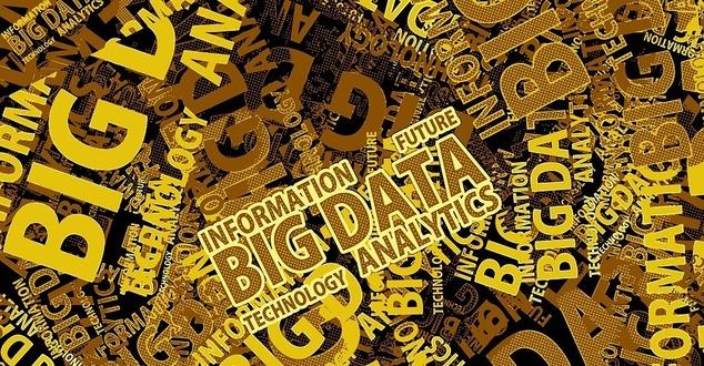Fot. geralt, pixabay - big data, sztuczna inteligencja