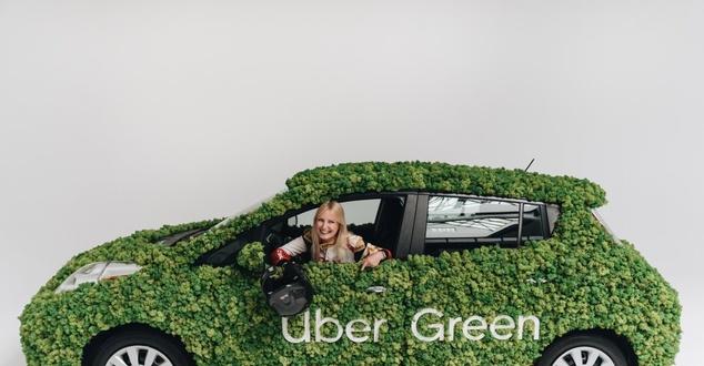 UberGreen Fot. Uber