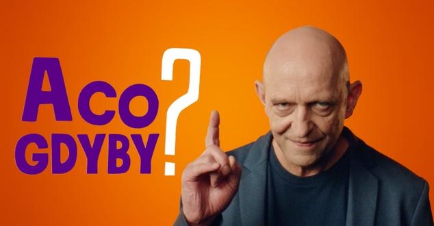 """Janusz Chabior w kampanii OLX: -""""Bądź sobą. Chyba że jesteś chamem"""""""