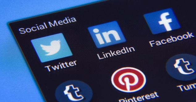 social media, aplikacje, fot. PhotoMix-Company