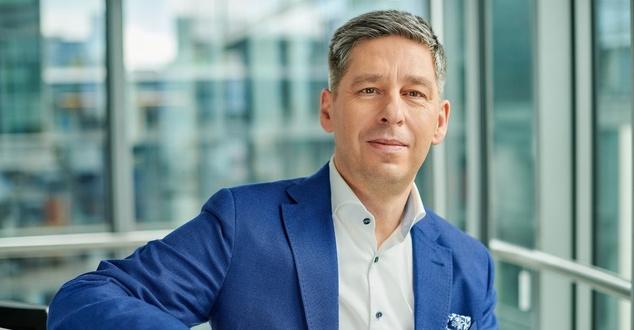 Andrzej Gibas, dyrektor zarządzający SAP Polska