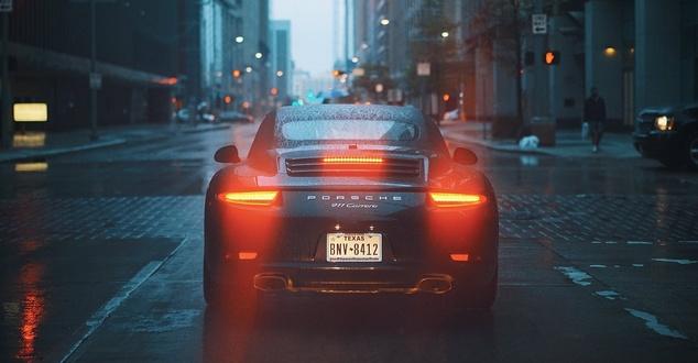 Porsche, samochód, fot. Pexels, pixabay