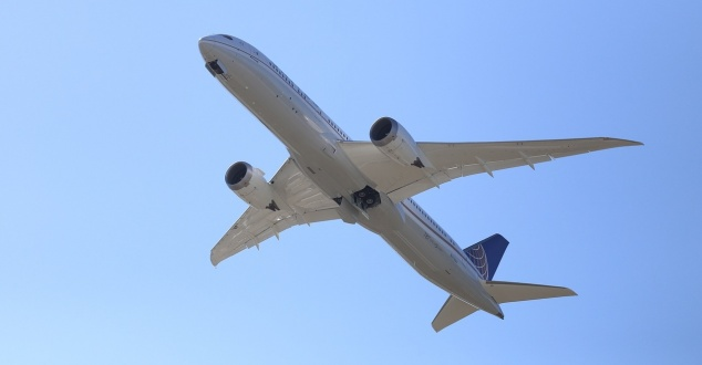 samolot, boeing, fot. kwluth, pixabay