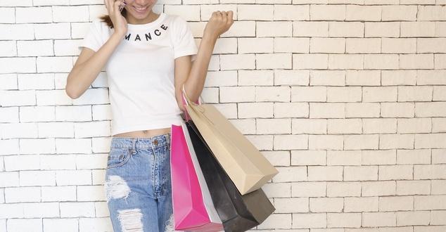 zakupy, ecommerce, kobieta, fot. stocksnap - pixabay
