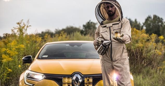 miód, Renault, fot. Grupa Pietrzak