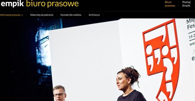 Olga Tokarczuk. Polska noblistka podbija internet. Ponad 2 mln zapytań w Google w ciągu jednego dnia