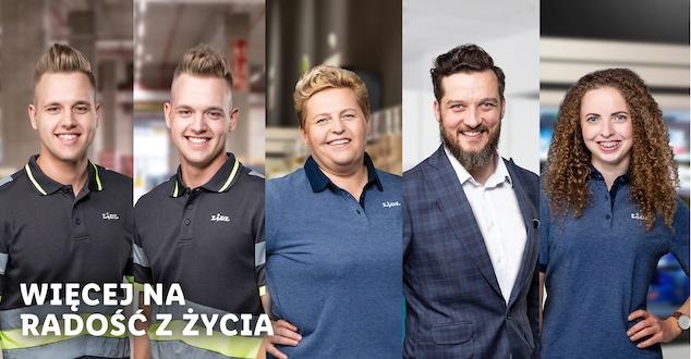 Nowa kampania employer brandingowa Lidla