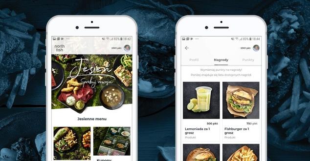 Aplikacja mobilna North Fish. Firma zaprezentowała jej nową odsłonę