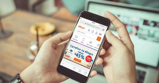 Carrefour Polska wchodzi na Allegro z 3 tys. produktów. Rewolucja w polskim internecie