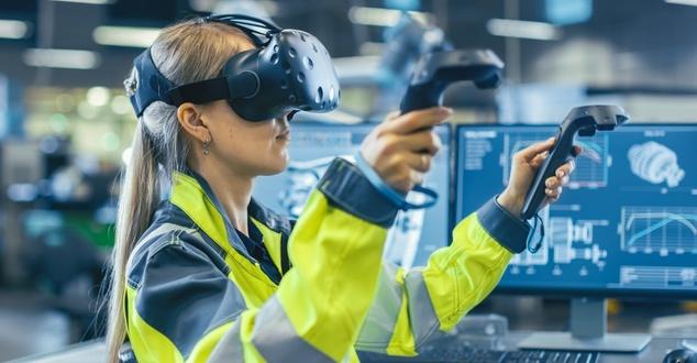 przemysł, fabryka, automatyzacja, kobieta, fot. Good One PR