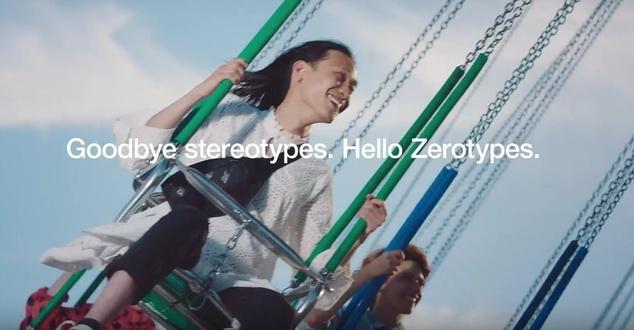 Zalando promuje Zerotyp w ramach nowej kampanii