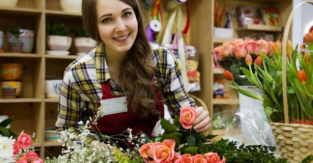 dzień kobiet, kwiaciarnia, kwiaty, fot. nastya_gepp, pixabay