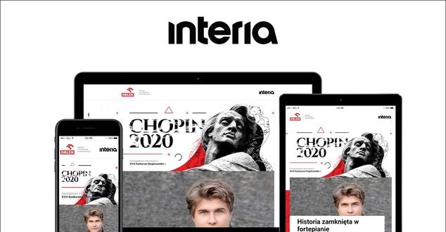 Konkurs Chopinowski. Interia uruchomiła specjalny serwis poświęcony kompozytorowi