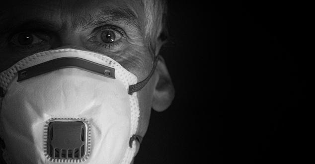 Maska, koronawirus, aplikacja kwarantanna Fot.: Pixabay