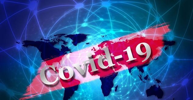 Domeny wykorzystujące słowo covid i virus biją rekordy popularności