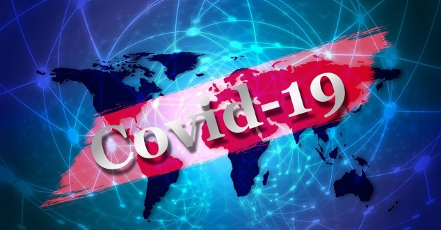 covid, domeny, internet, koronawirus fot. geralt, pixabay