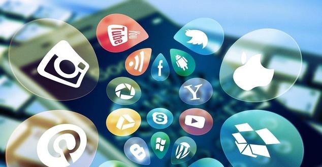social media, internet, aplikacje, fot. geralt, pixabay