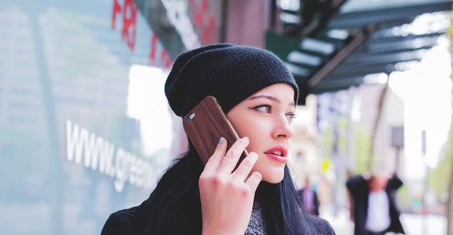 telefon, smartfon, kobieta, fot. Free-photos, pixabay