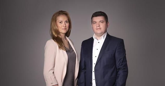 Marcin Dobrzyniecki i Sylwia Tygielska, fot. Isobar Polsak