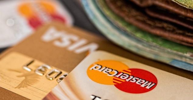 karta, mastercard, visa, fot. stevepb