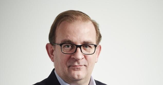 Mark Barnett - prezes Mastercard Europe