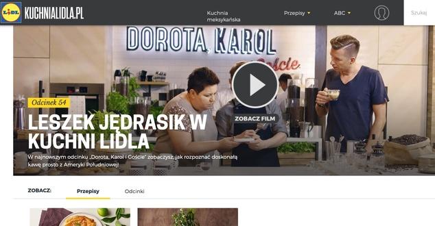 Lidl - Kuchnia Lidla