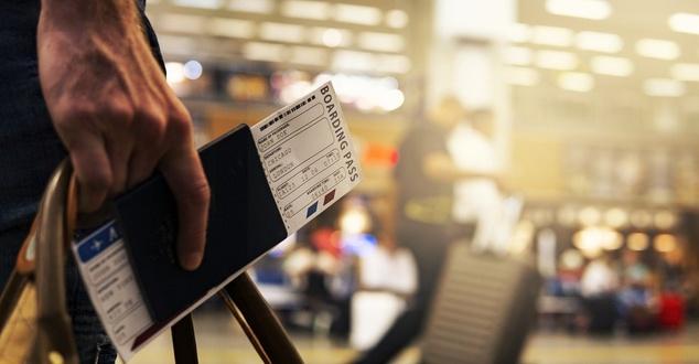 samolot, bilet, bagaż, podróż, fot. JoshuaWoroniecki, pixabay