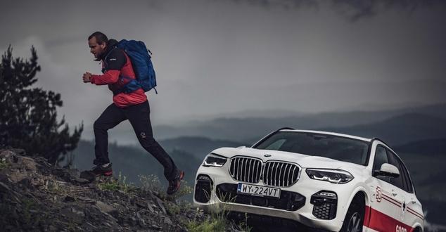 GOPR, góry, fot. BMW