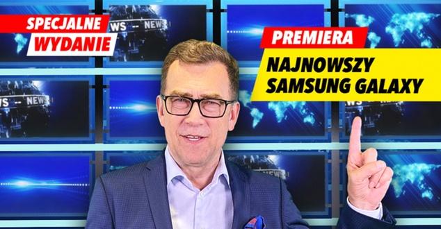 Maciej Orłoś w nowej reklamie. Warto zobaczyć. Tym razem reklamuje Media Expert