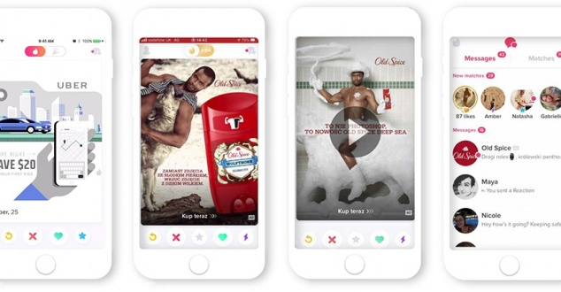 Formaty reklamowe na Tinderze. Jak połączyć użytkownika z marką?