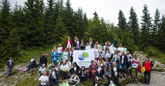Sprzątaj Tatry z Biedronką. Sieć angażuje się w kampanię społeczną [Mapa]