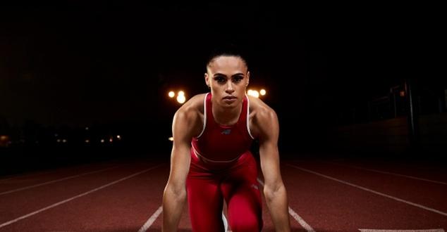 Sydney McLaughlin, sport, bieganie, fot. New Balance