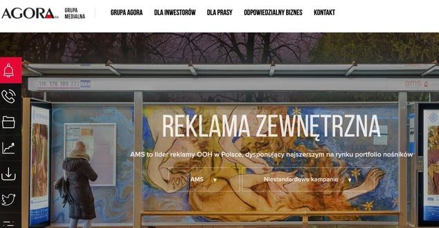 UOKiK zabiera się za Agorę, bo podejrzewa jedną z jej spółek o zmowę. W tle jest przetarg ogłoszony przez władze Warszawy w 2010 roku