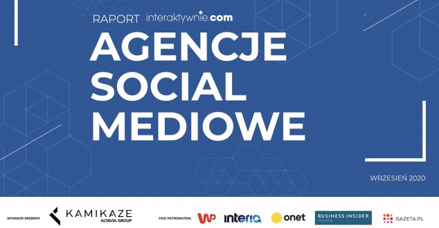 Agencje social media - ebook z raportem AD 2020