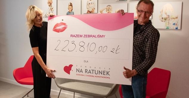 Akcja społeczna na #dzienszpilek. Zebrano ponad 200 tys. złotych