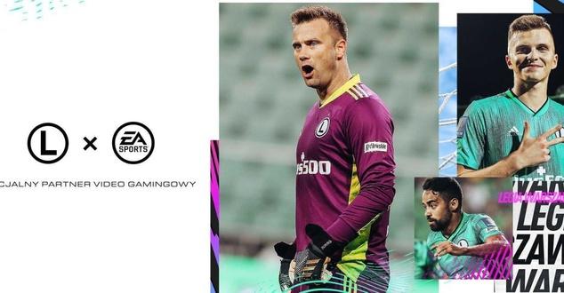 EA Sports i Legia Warszawa nawiązały współpracę. Sprawdzamy szczegóły partnerstwa