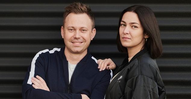 Joanna Sroka i Sławomir Bełch, creative group head w VMLY&R