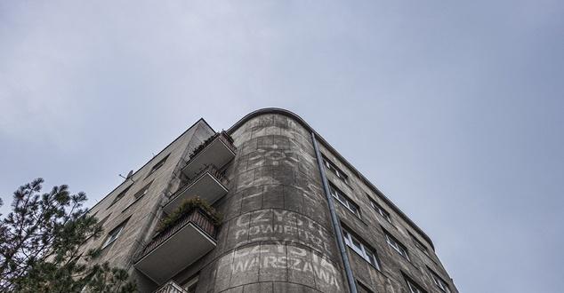 wodne murale, ekologia, blok, miasto, fot. innogy Polska