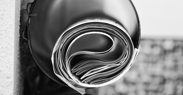 gazeta, reklama, prasa, fot. knollzw, pixabay
