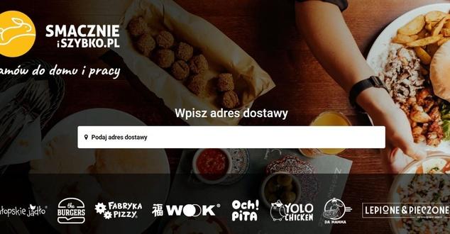 Sfinks Polska rozwija sieć wirtualnych restauracji. Lokale funkcjonują pod kilkoma markami