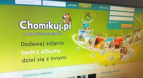 Chomikuj.pl będzie kasować konta użytkowników, udostępniających nielegalne treści