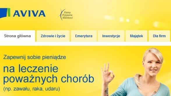 fot. za Aviva.pl (www.aviva.pl)
