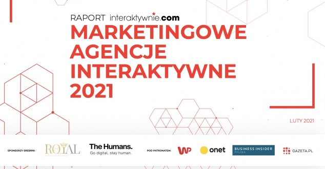 Agencje marketingowe w Polsce 2021 - ranking i raport o interaktywności i digital marketingu