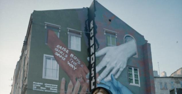 Converse stworzy nowy mural w Warszawie w ramach kampanii City Forest