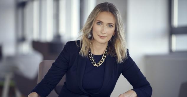 Dorota Zaremba na stanowisku dyrektora sprzedaży ds. sektora MŚP w SAP Polska